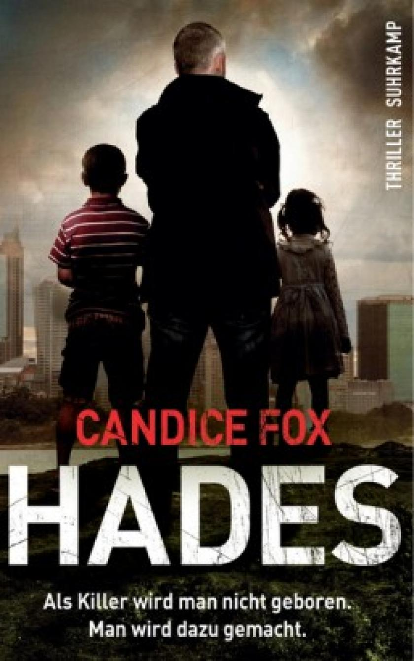 Cover von Candice Fox: Hades