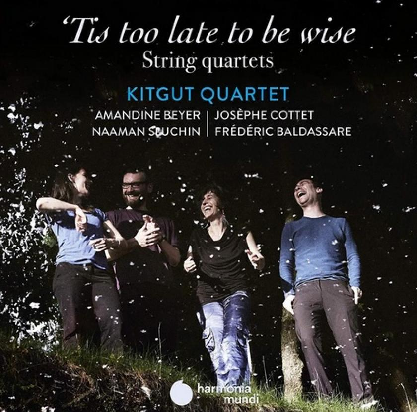 Cover Kitgut Quartet
