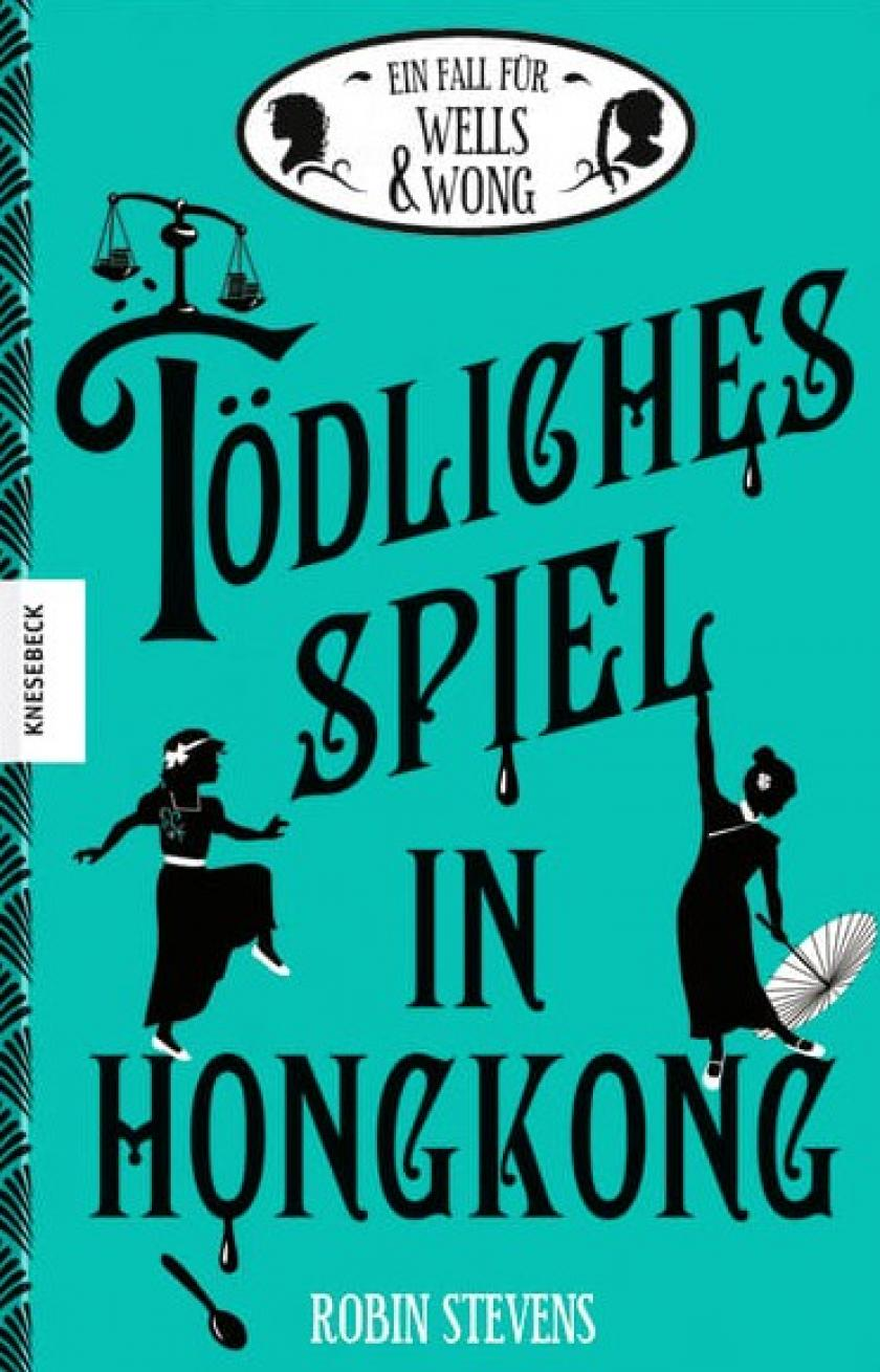 Cover: Tödliches Spiel in Hongkong